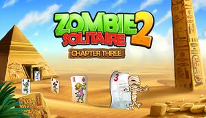 Zombie Solitaire 2 Chapter 3 cover