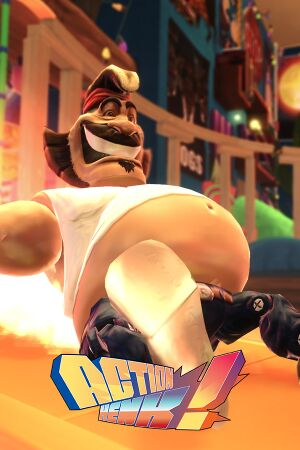 Action Henk cover
