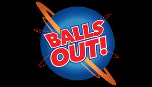 Balls Out cover
