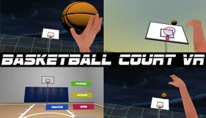 Basketball Court VR cover