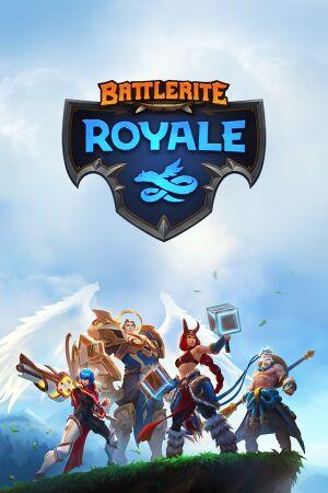 Battlerite Royale cover