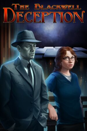 The Blackwell Deception cover