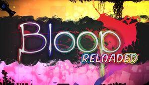 Bloop Reloaded cover