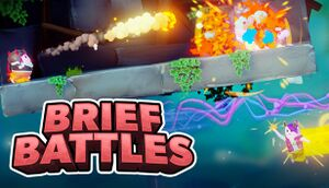 Brief Battles cover