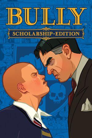 Bully: Scholarship Edition cover