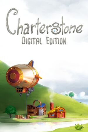 Charterstone: Digital Edition cover