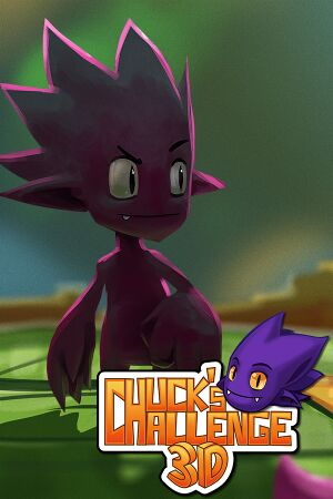 Chuck's Challenge 3D cover