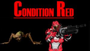 Condition Red cover