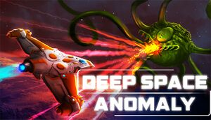 Deep Space Anomaly cover