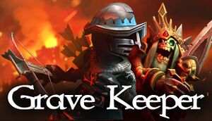 Grave Keeper cover