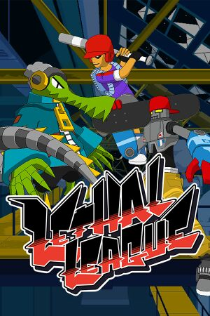 Lethal League cover