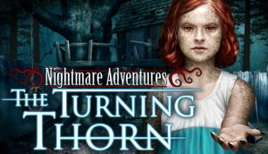 Nightmare Adventures: The Turning Thorn cover