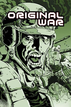 Original War cover