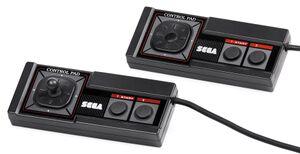 Sega Master System Controller cover