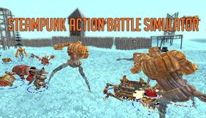 Steampunk Action Battle Simulator cover