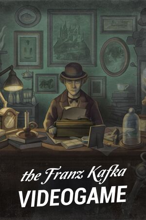 The Franz Kafka Videogame cover