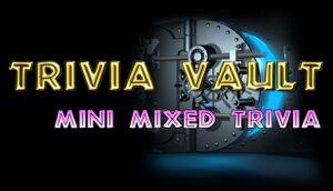 Trivia Vault: Mini Mixed Trivia cover