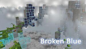Broken Blue cover