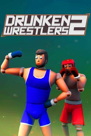Drunken Wrestlers 2 cover