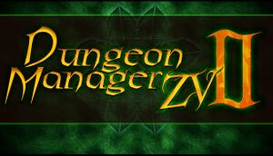 Dungeon Manager ZV 2 cover