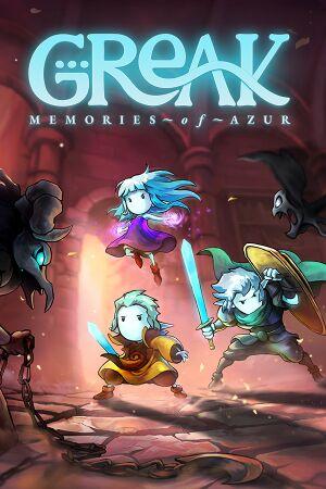 Greak: Memories of Azur cover