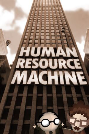 Human Resource Machine cover