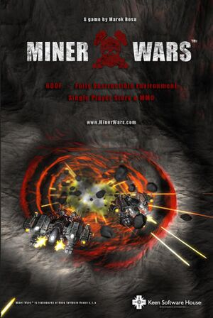 Miner Wars 2081 cover