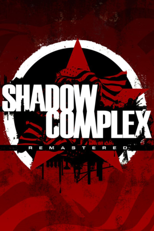 Shadow Complex Remastered cover