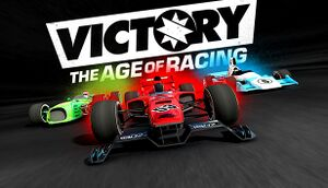 Victory: The Age of Racing cover