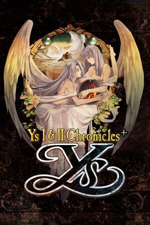 Ys I & II Chronicles+ cover