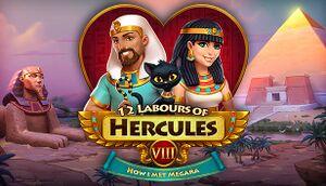 12 Labours of Hercules VIII: How I Met Megara cover