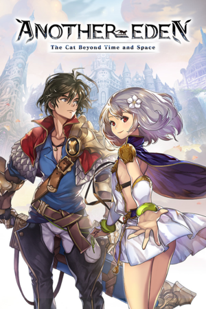 Another Eden: The Cat Beyond Time and Space cover