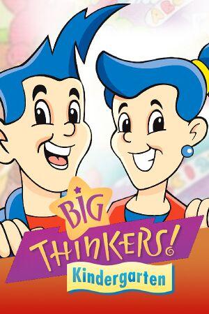 Big Thinkers Kindergarten cover