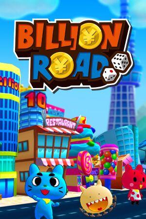 Billion Road cover