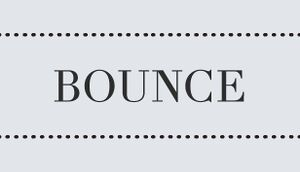 Bounce (2018) cover