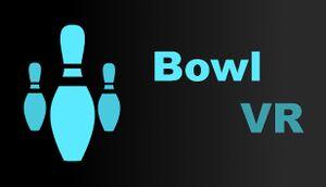 Bowl VR cover