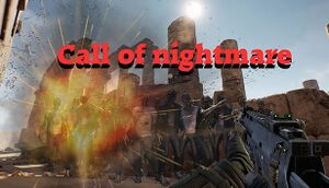 Call of Nightmare cover