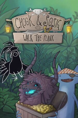 Chook & Sosig: Walk the Plank cover