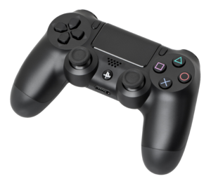 DualShock 4 cover