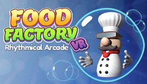 FOOD FACTORY VR cover