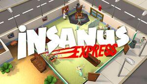 Insanus Express cover