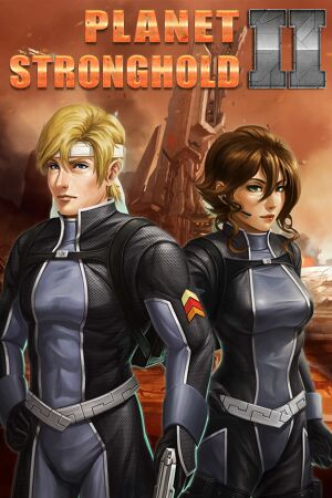Planet Stronghold 2 cover