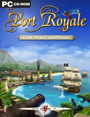 Port Royale: Gold, Power and Pirates cover