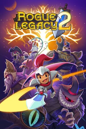 Rogue Legacy 2 cover