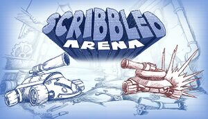 Scribbled Arena cover
