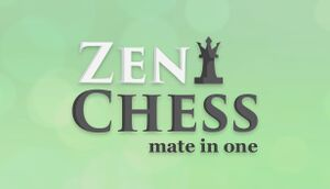 Zen Chess: Mate in One cover