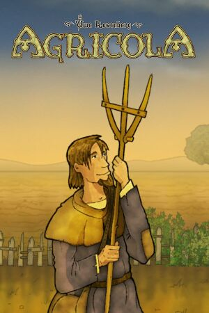 Agricola: Revised Edition cover