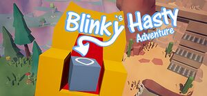 Blinky's Hasty Adventure cover