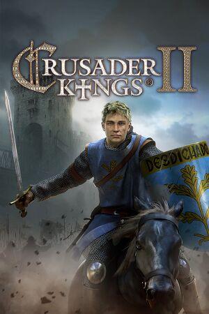 Crusader Kings II cover