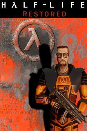 Half-Life: Restored cover
